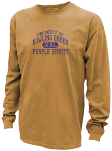 Bowling Green Junior High School Pigment Dyed Shirts