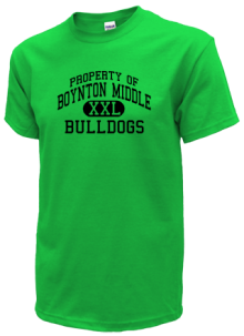 Boynton Middle School  T-Shirts