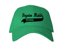 Boynton Middle School  Baseball Caps