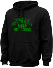 Boynton Middle School  Hoodies