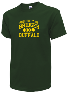 Bridger Middle School  T-Shirts