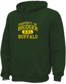 Bridger Middle School  Hoodies