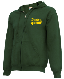 Bridger Middle School  Zip-up Hoodies