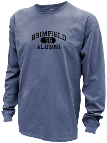 Brimfield Elementary School  Pigment Dyed Shirts