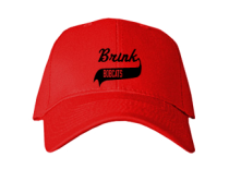 Brink Junior High School Baseball Caps