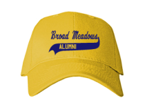 Broad Meadows Middle School  Baseball Caps