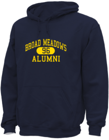 Broad Meadows Middle School  Hoodies