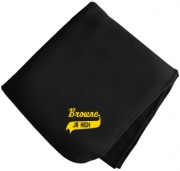 Browne Junior High School Blankets