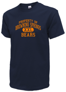 Browning Springs Middle School  T-Shirts