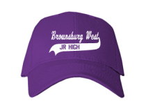 Brownsburg West Middle School  Baseball Caps