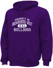 Brownsburg West Middle School  Hoodies
