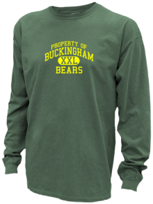 Buckingham Elementary School  Pigment Dyed Shirts