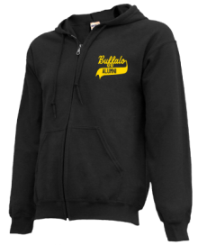 Buffalo Elementary School  Zip-up Hoodies