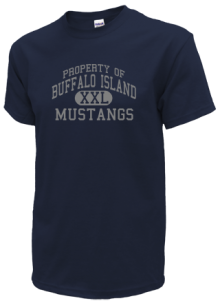 Buffalo Island Central West Elementary  T-Shirts