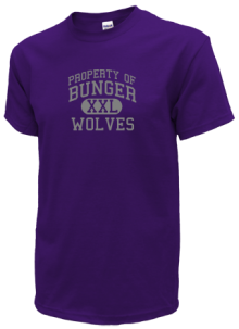 Bunger Middle School  T-Shirts