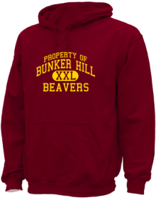 Bunker Hill Elementary School  Hoodies