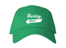 Burley Junior High School Baseball Caps