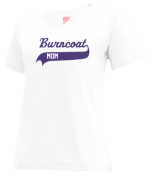 Burncoat Middle School  V-neck Shirts