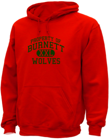 Burnett Middle School  Hoodies