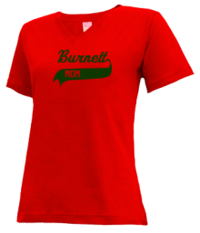 Burnett Middle School  V-neck Shirts