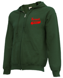 Burnett Middle School  Zip-up Hoodies