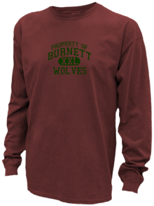 Burnett Middle School  Pigment Dyed Shirts