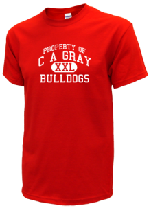 C A Gray Middle School  T-Shirts