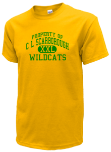 C L Scarborough Middle School  T-Shirts