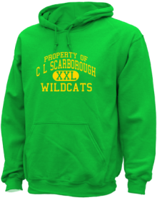 C L Scarborough Middle School  Hoodies