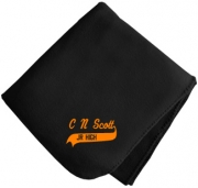 C N Scott Middle School  Blankets