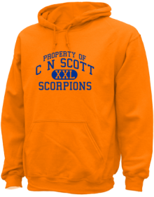 C N Scott Middle School  Hoodies