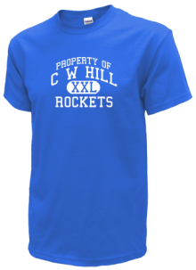 C W Hill Elementary School  T-Shirts