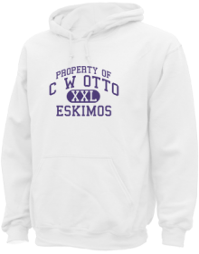 C W Otto Middle School  Hoodies