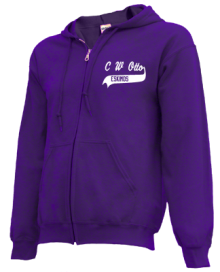 C W Otto Middle School  Zip-up Hoodies