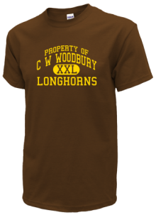 C W Woodbury Junior High School T-Shirts