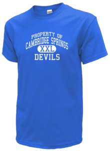 Cambridge Springs Elementary School  T-Shirts