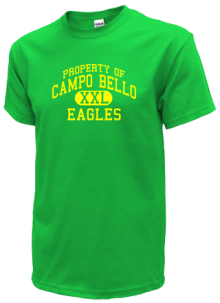 Campo Bello Elementary School  T-Shirts