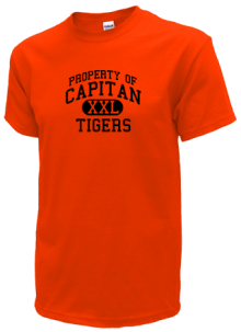 Capitan Middle School  T-Shirts