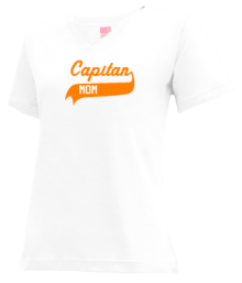 Capitan Middle School  V-neck Shirts