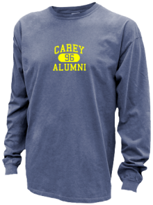 Carey Elementary School  Pigment Dyed Shirts