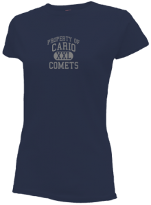 Cario Middle School  Slimfit T-Shirts
