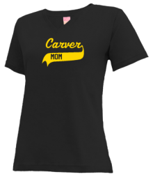 Carver Middle School  V-neck Shirts