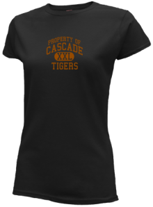 Cascade Junior High School Slimfit T-Shirts