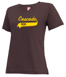 Cascade Junior High School V-neck Shirts