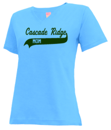 Cascade Ridge Elementary School  V-neck Shirts