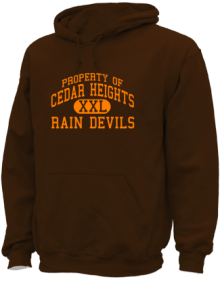 Cedar Heights Junior High School Hoodies