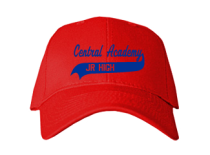 Central Academy Middle School  Baseball Caps