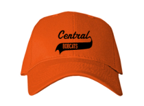 Central Elementary School  Baseball Caps