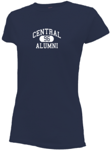 Central Elementary School  Slimfit T-Shirts