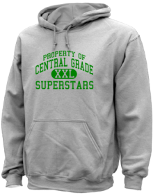 Central Grade School  Hoodies